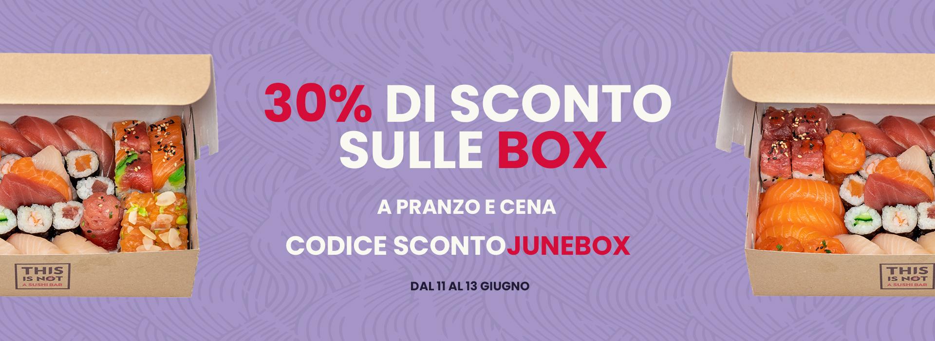 Promo Box Giugno 2021