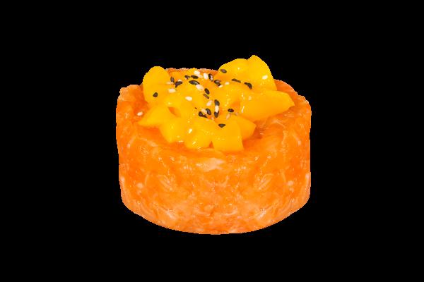 Tartare Salmone & Mango